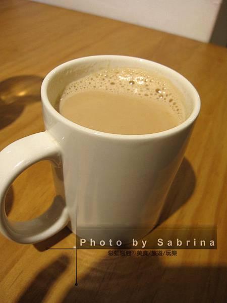 10.阿薩姆鮮奶茶