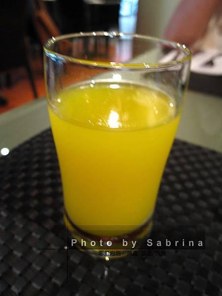 10.現榨柳橙汁