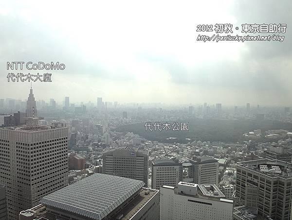 15.新宿高層大樓群