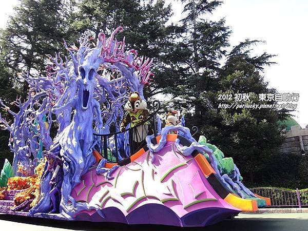 1.東京迪士尼