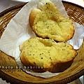 6.蒜香麵包