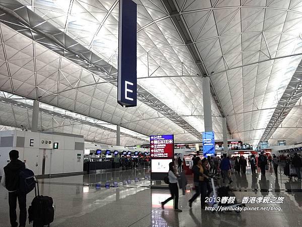 47.香港機場