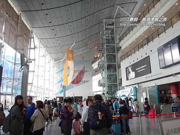 37.IFC機場快線香港站