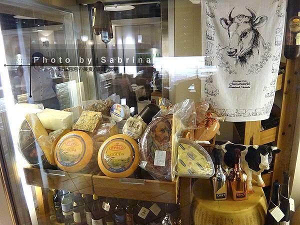 4.各類cheese冷藏櫃