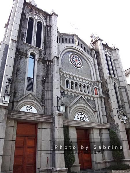 1.旗山聖若瑟天主堂