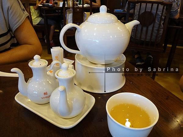 9.茶水與醬料