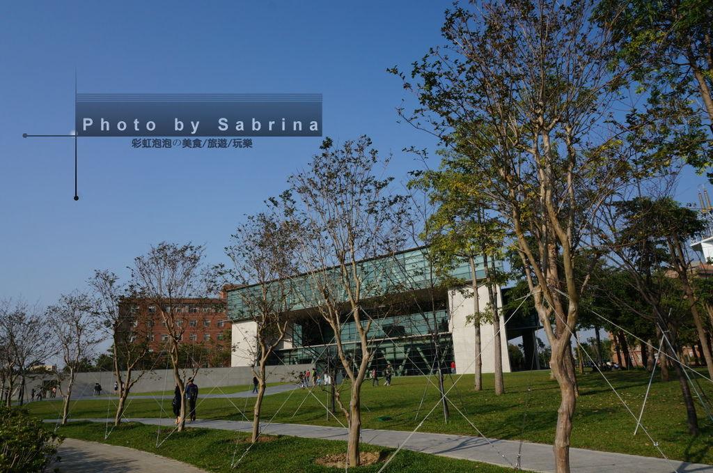 2.亞洲大學現代美術館