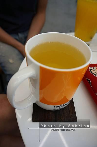 24.南投翠娃綠茶