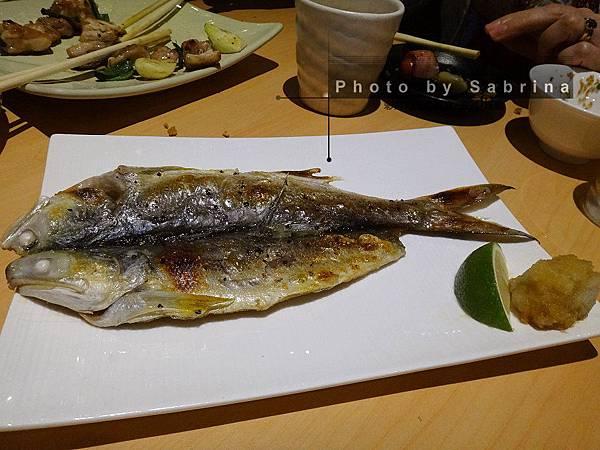 13.鯖魚一夜干