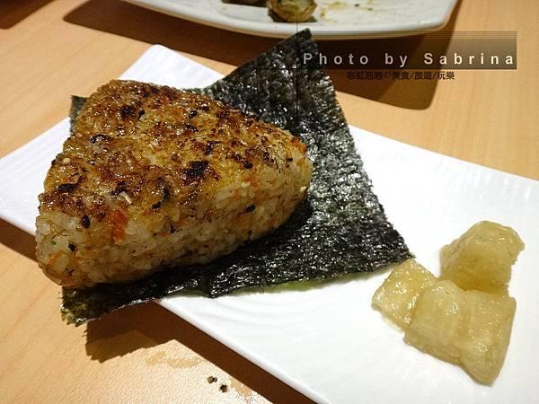 18.鮭魚飯糰