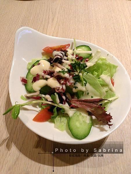 8.沙拉(套餐升級)
