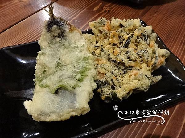 57.東京麵通團-炸櫻蝦海帶、紫蘇弱魚