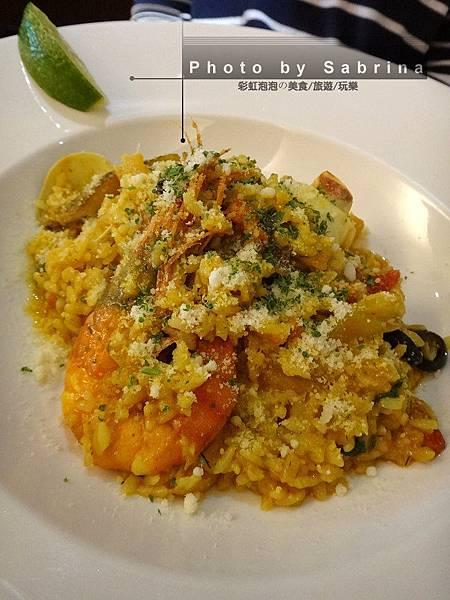 15.西班牙海鮮燉飯