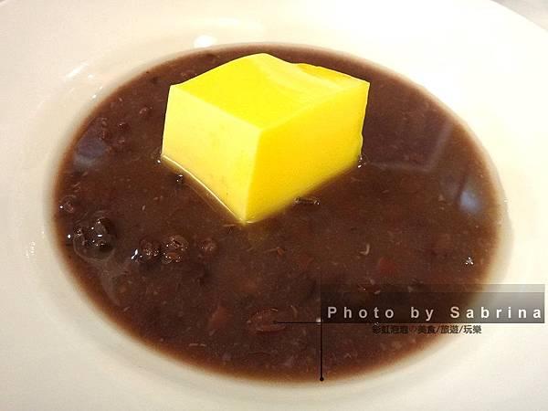 18.紅豆湯+芒果凍