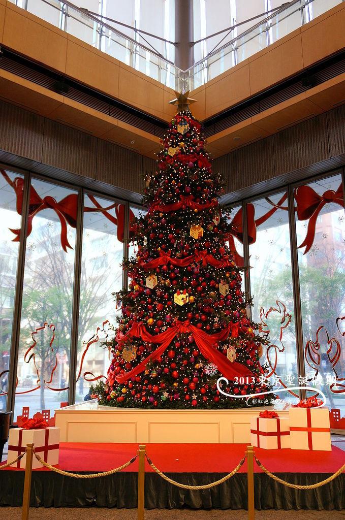46.丸大樓聖誕樹