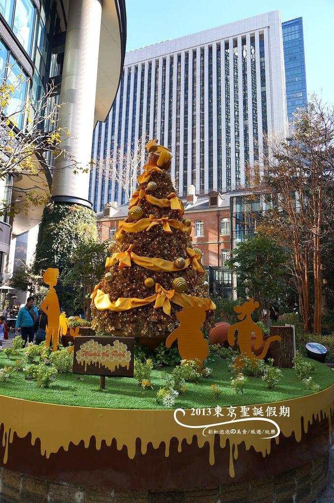 44.小熊維尼聖誕樹