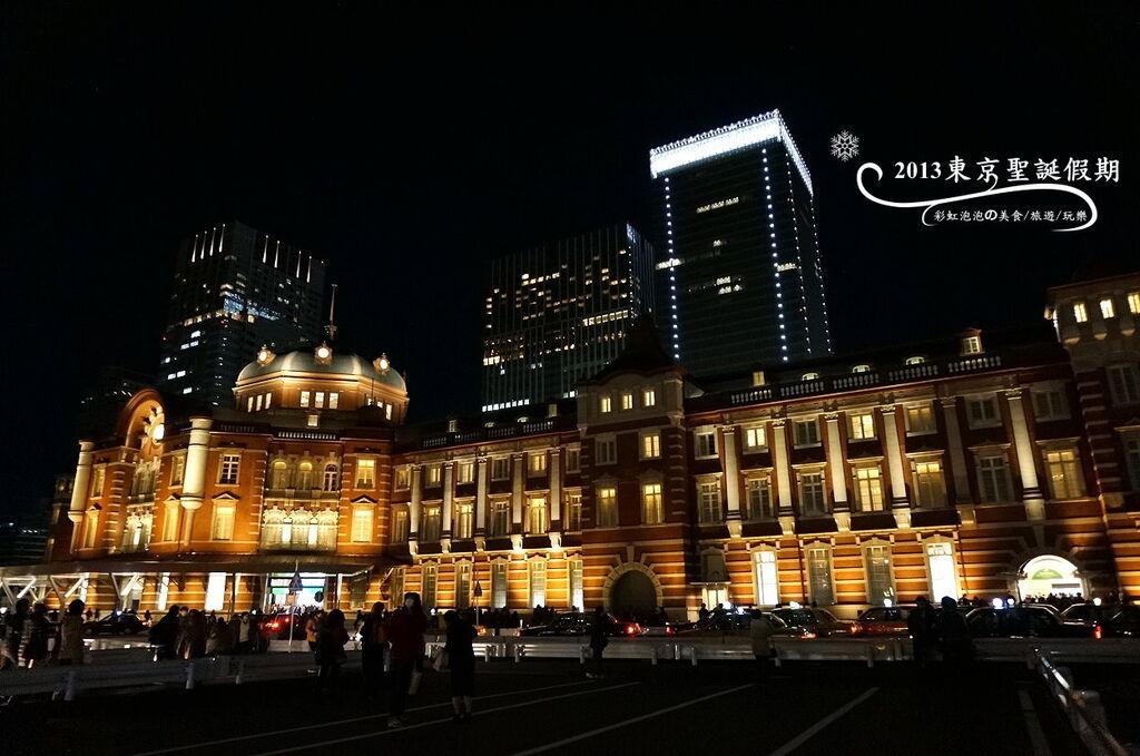 158.東京車站夜景