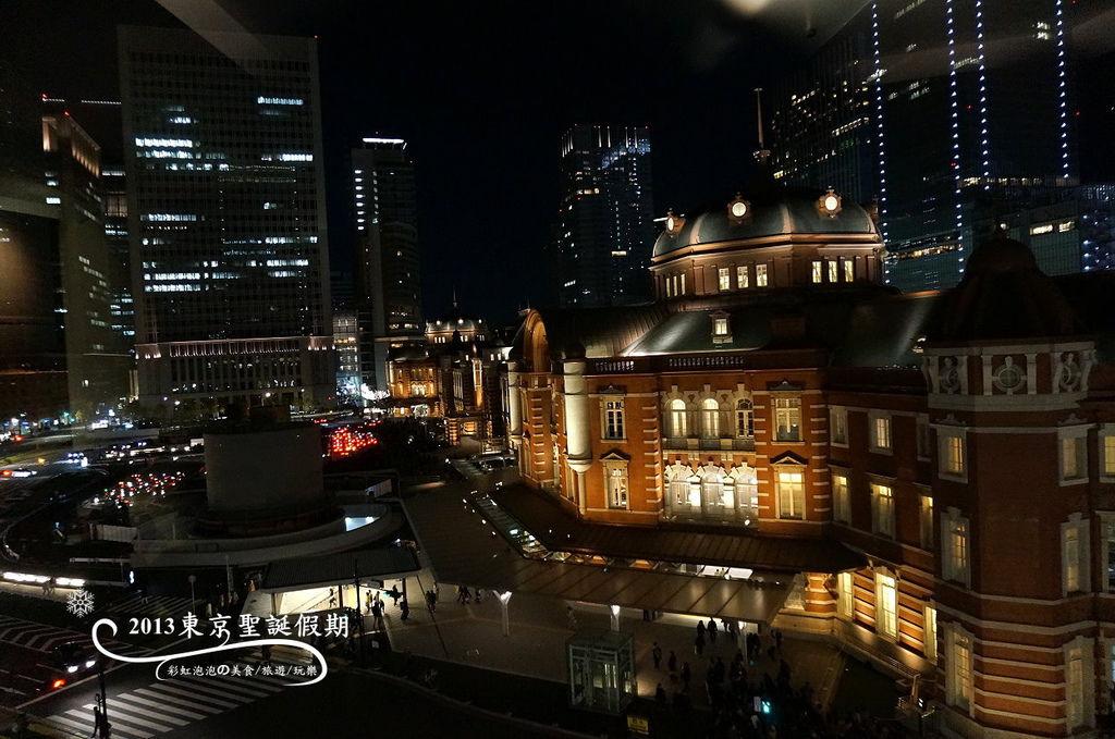 155.東京車站夜景
