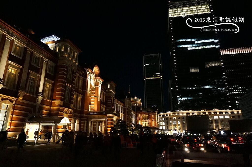 160.東京車站夜景