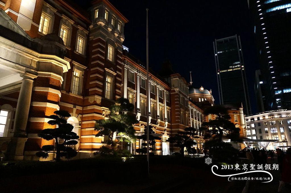 162.東京車站夜景