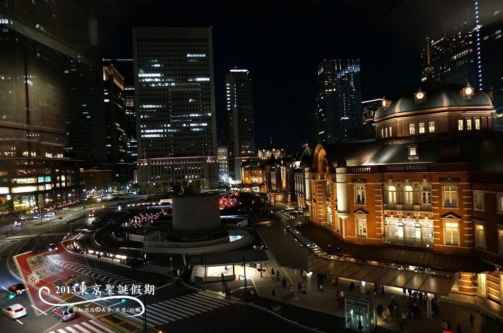 168.東京車站夜景