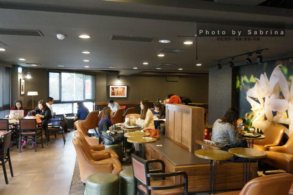15.星巴克典藏咖啡門市Starbucks Reserve
