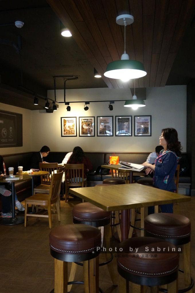 14.星巴克典藏咖啡門市Starbucks Reserve