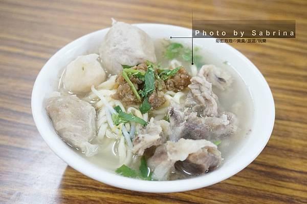 3.綜合蛤仔麵