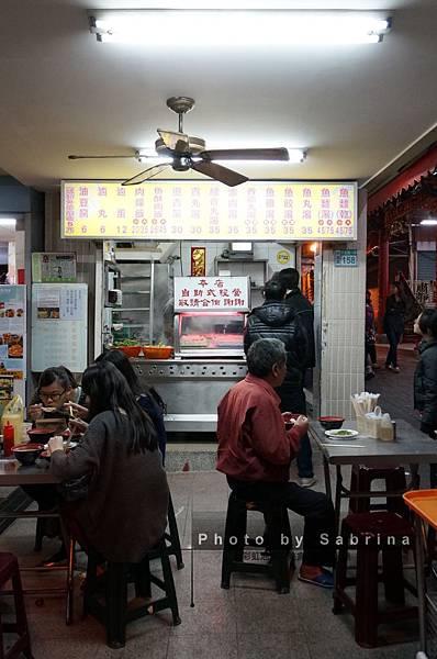 2.卓家汕頭魚麵