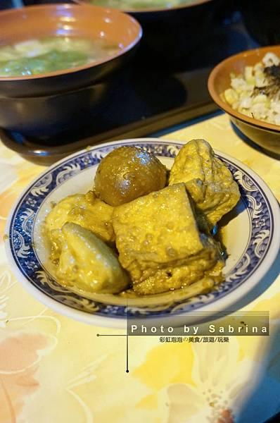 6.油豆腐、滷丸、滷蛋