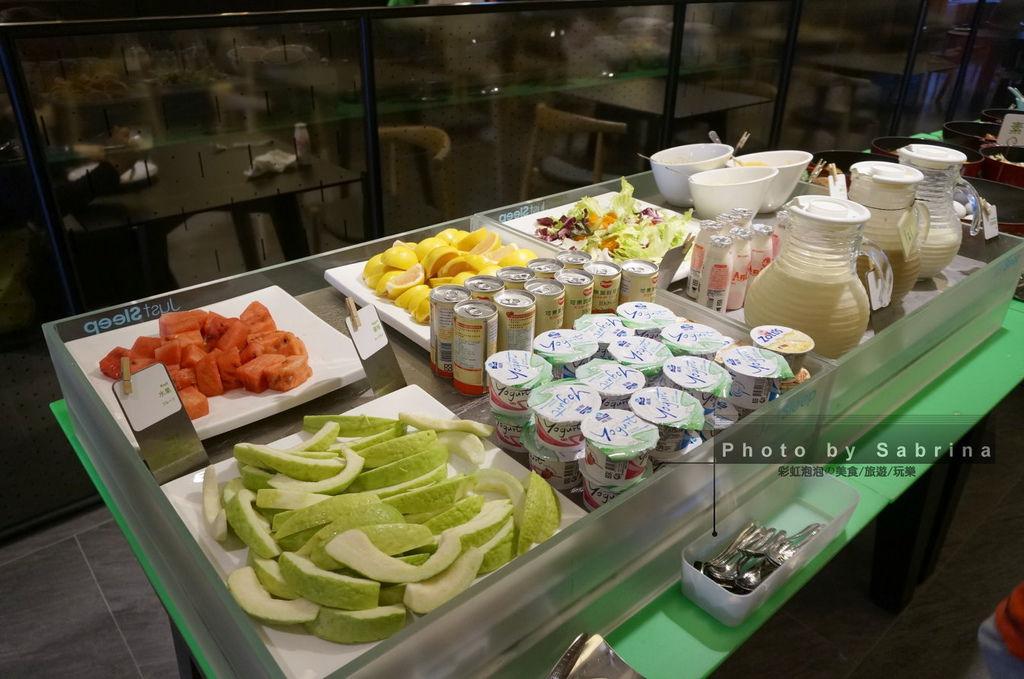 39.捷絲旅高雄中正館-早餐