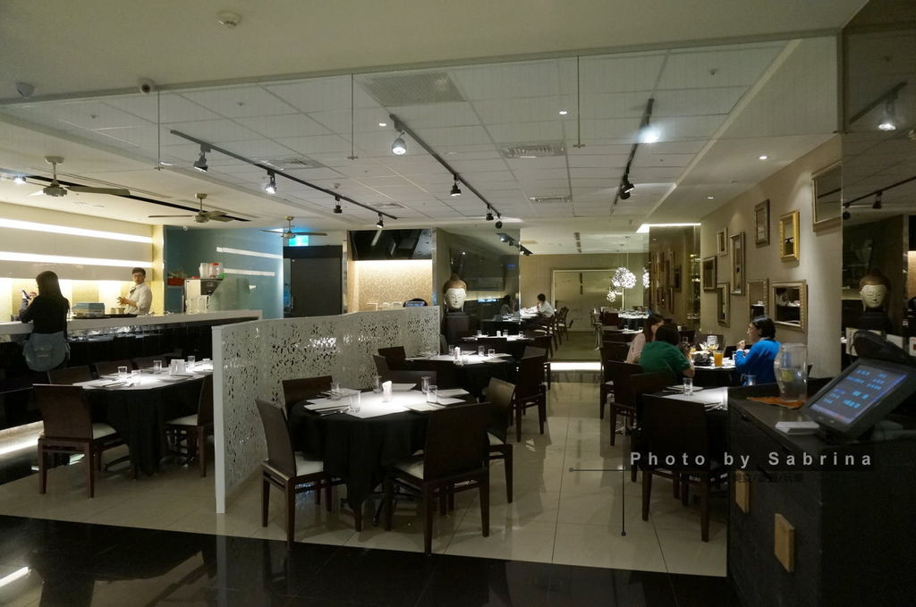 3.紅舍泰式料理內部空間