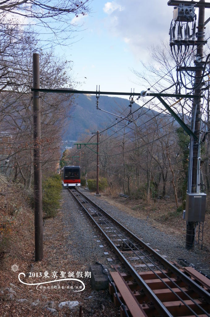 6.箱根登山纜車