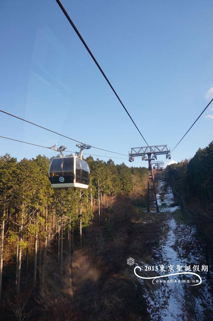 3.箱根空中纜車