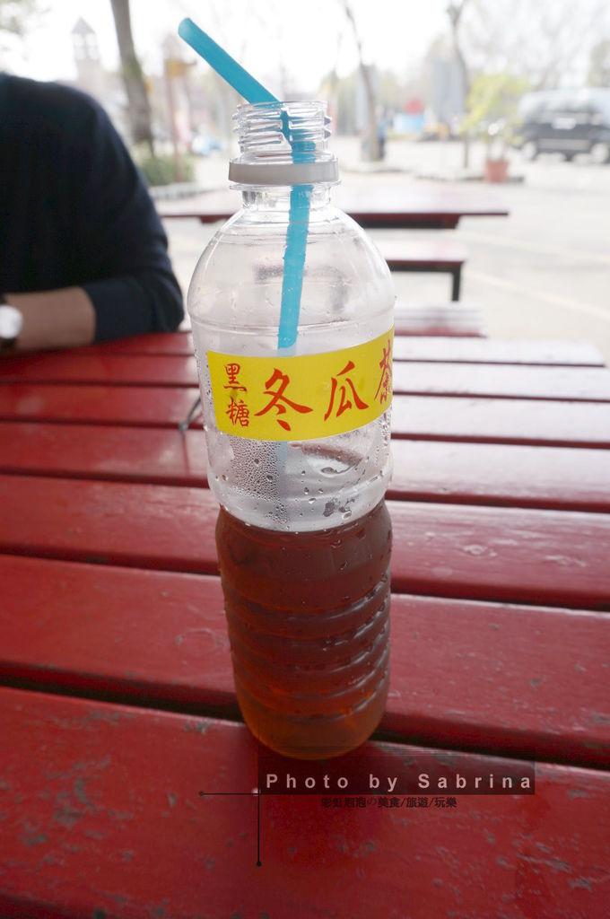 36.蒜頭糖廠-黑糖冬瓜茶