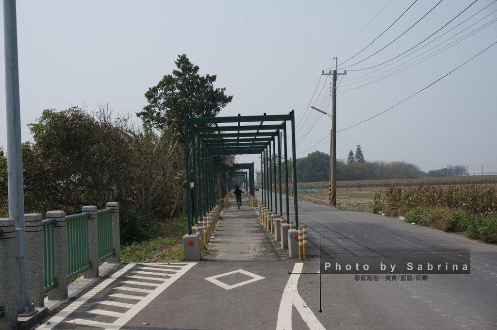 26.蒜頭糖廠-朴子溪自行車道