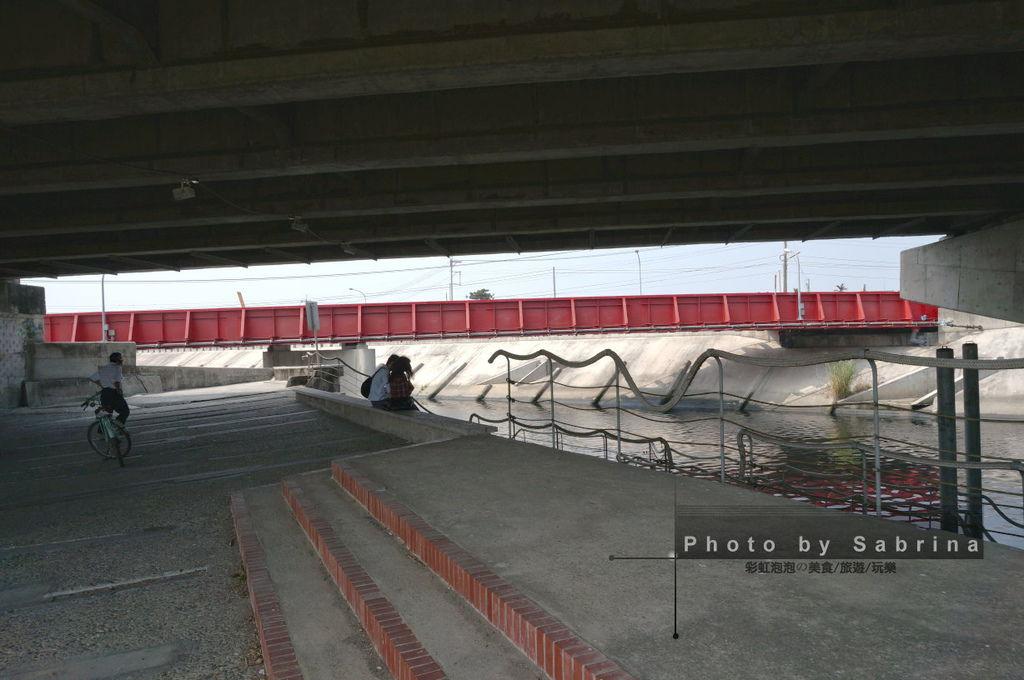 24.朴子溪自行車道-六腳水岸
