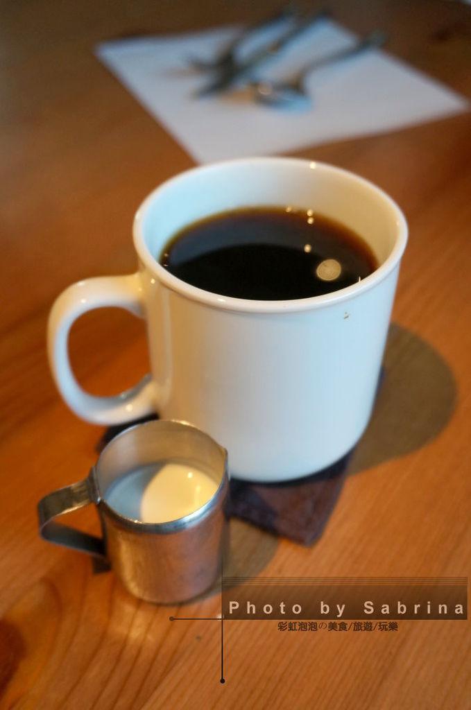 22.熱咖啡