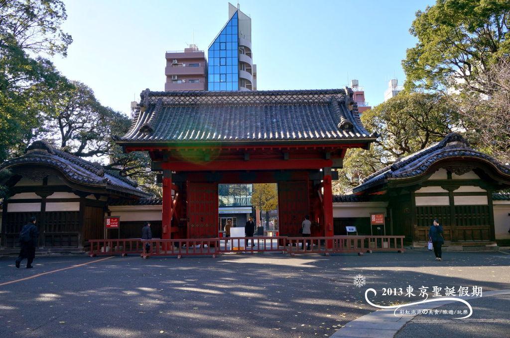 5東京大學-赤門.