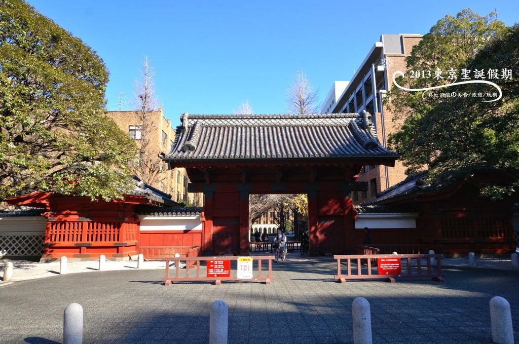 2.東京大學-赤門