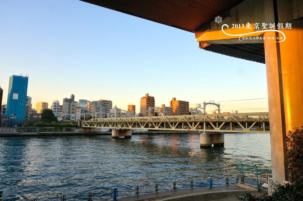 98.東武晴空塔線鐵橋