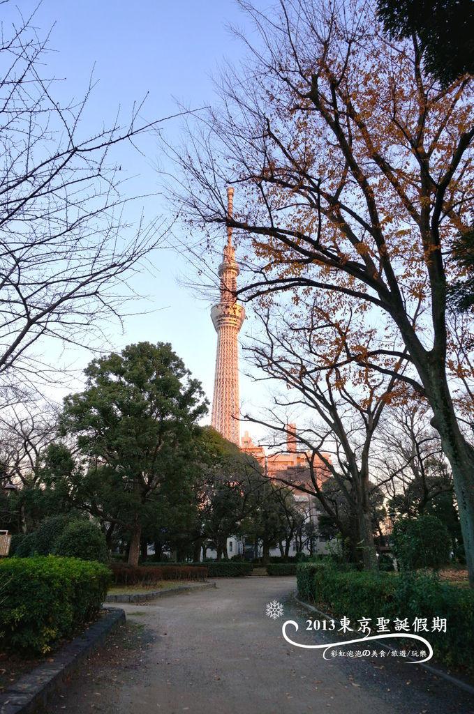 102.東京晴空塔(隅田公園)