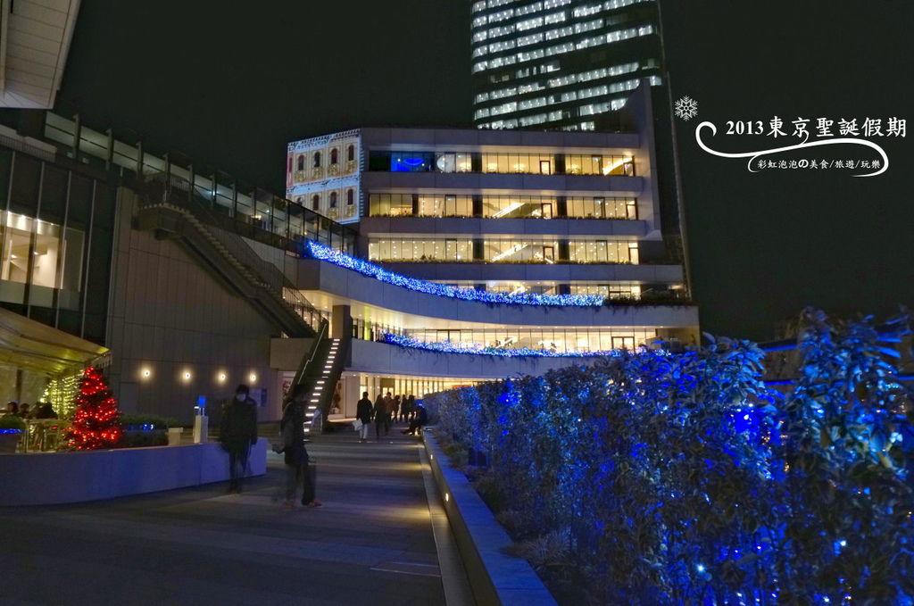 111.東京晴空城聖誕裝飾