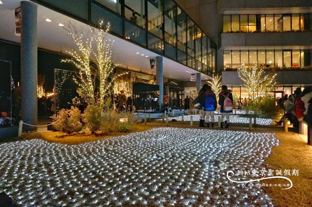 116.東京晴空城聖誕裝飾