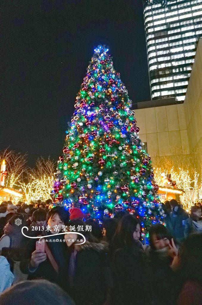 115.東京晴空城聖誕裝飾