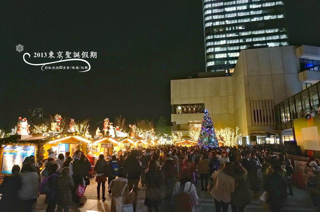 114.東京晴空城聖誕裝飾