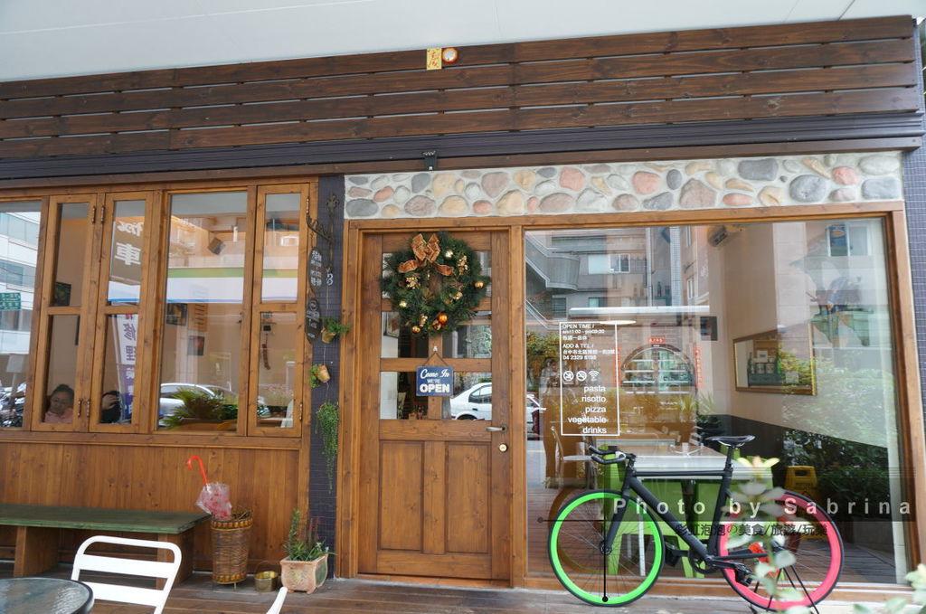 4.波諾義式廚房外觀