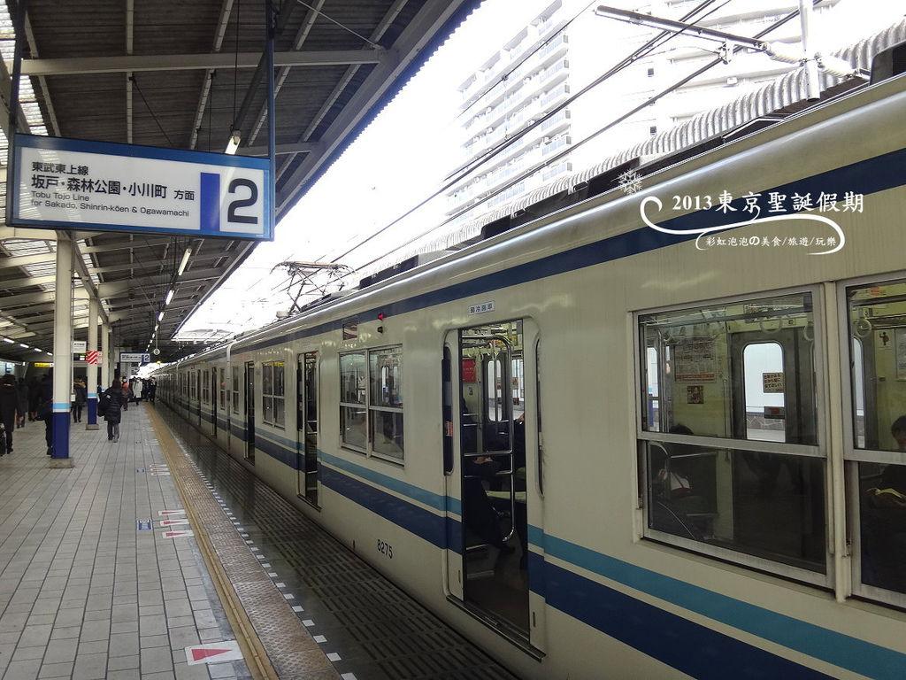 11.東武東上線列車