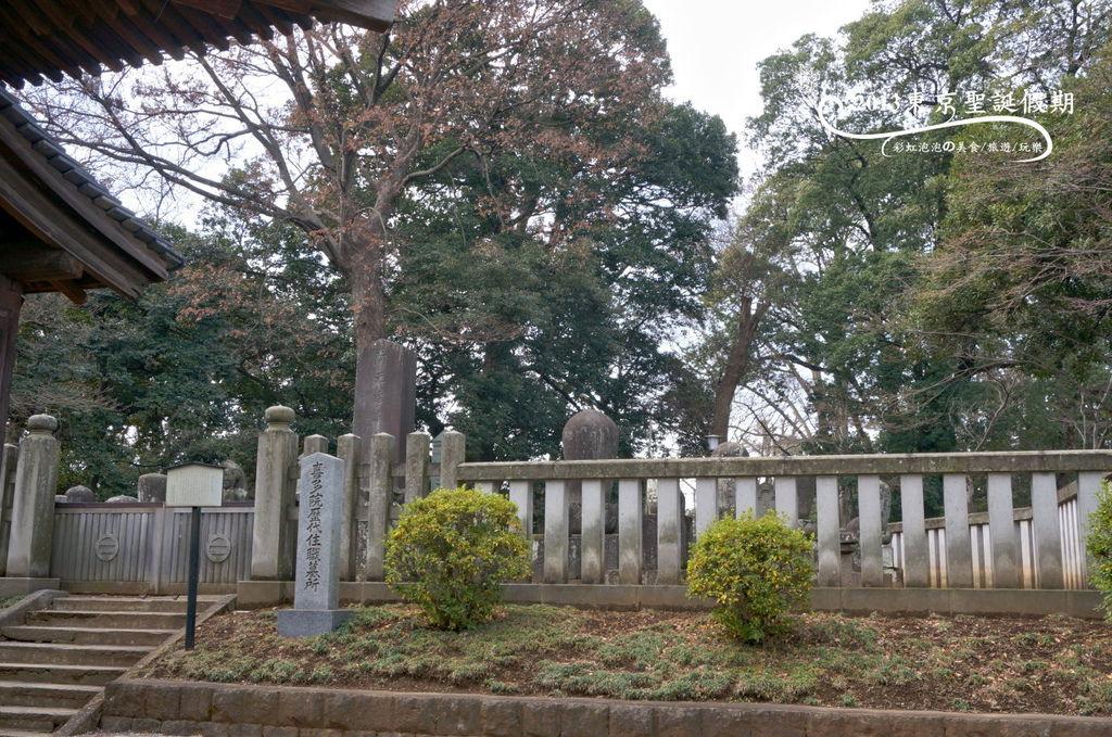 75.喜多院-例代住持墓所