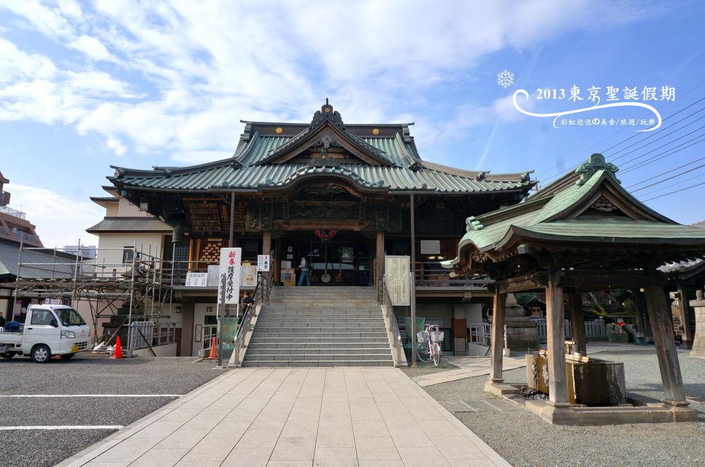 102.成田山川越別院-本堂